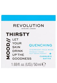 Revolution Skincare - MOOD QUENCHING OVERNIGHT FACE MASK - Nachtpflege - - - 2