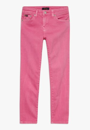 TOMPKIN SKIN BOTTOMS - Jeans Skinny Fit - kassidy wash baja pink