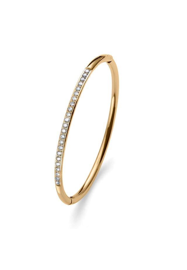 STE CZ - Armband - gold