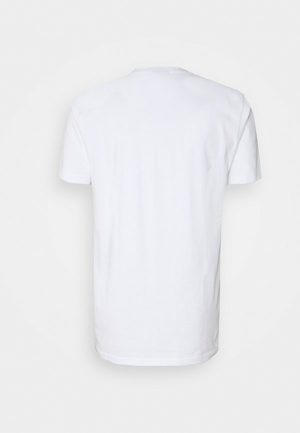 Ellesse ARAN - T-shirt z nadrukiem - white/biały Odzież Męska TQHO