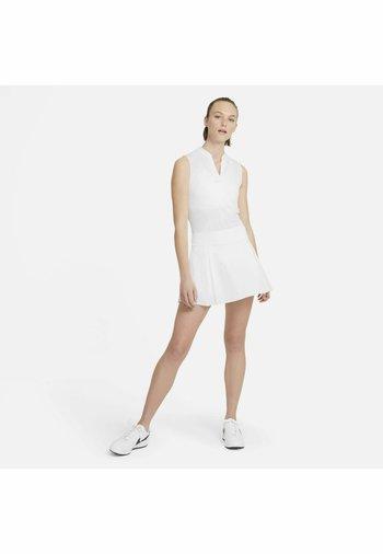 CLUB DRY FIT - Sports skirt - white/white