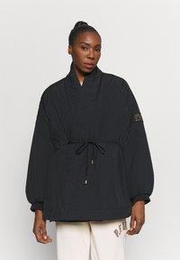 P.E Nation - TIE BREAK JACKET - Training jacket - black - 0