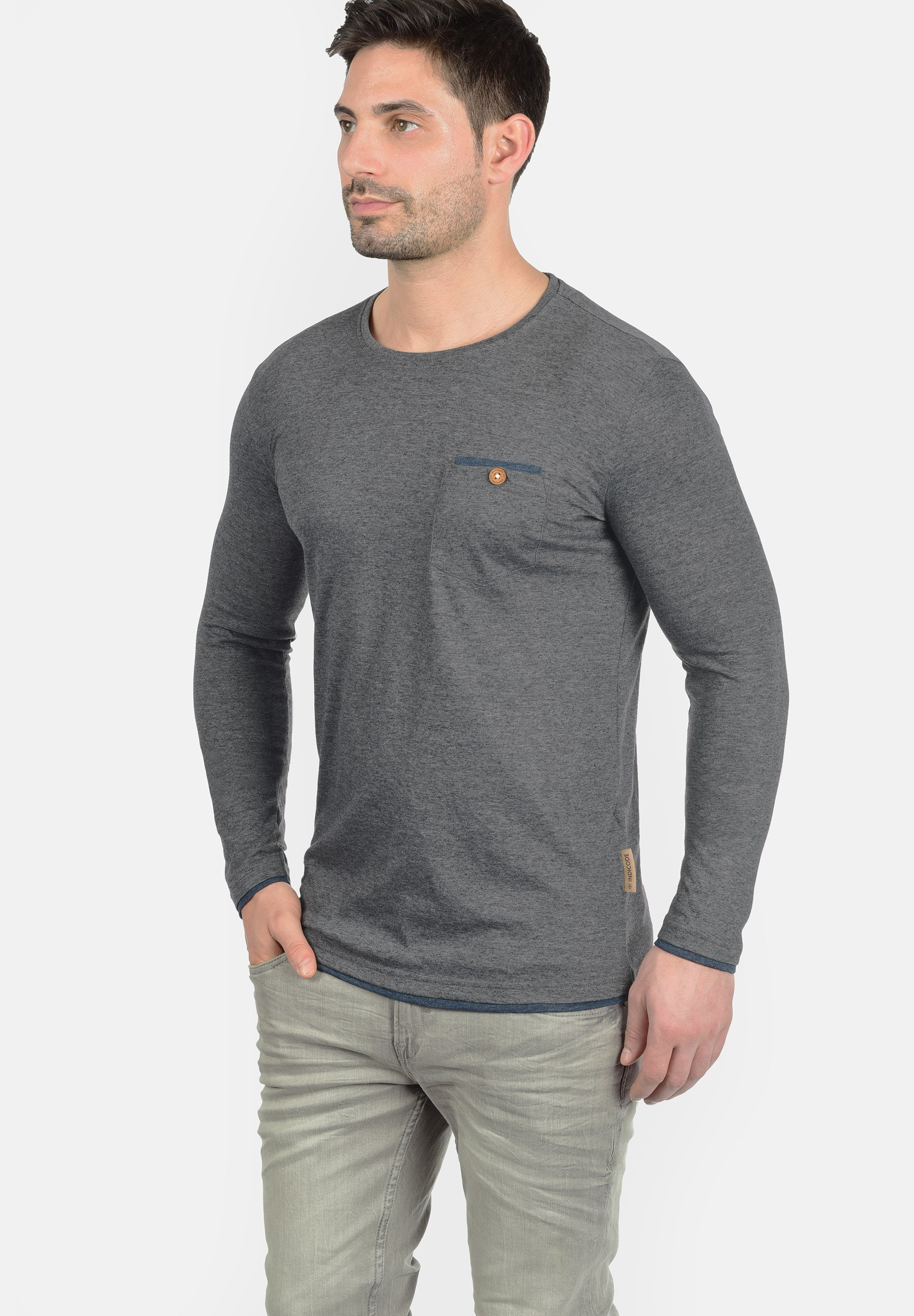 Uomo REGULAR FIT - Maglietta a manica lunga