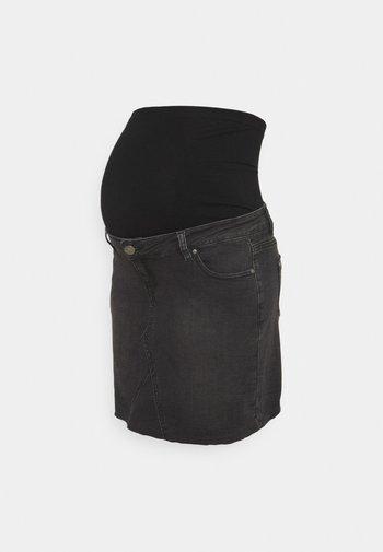 Minirok - washed black