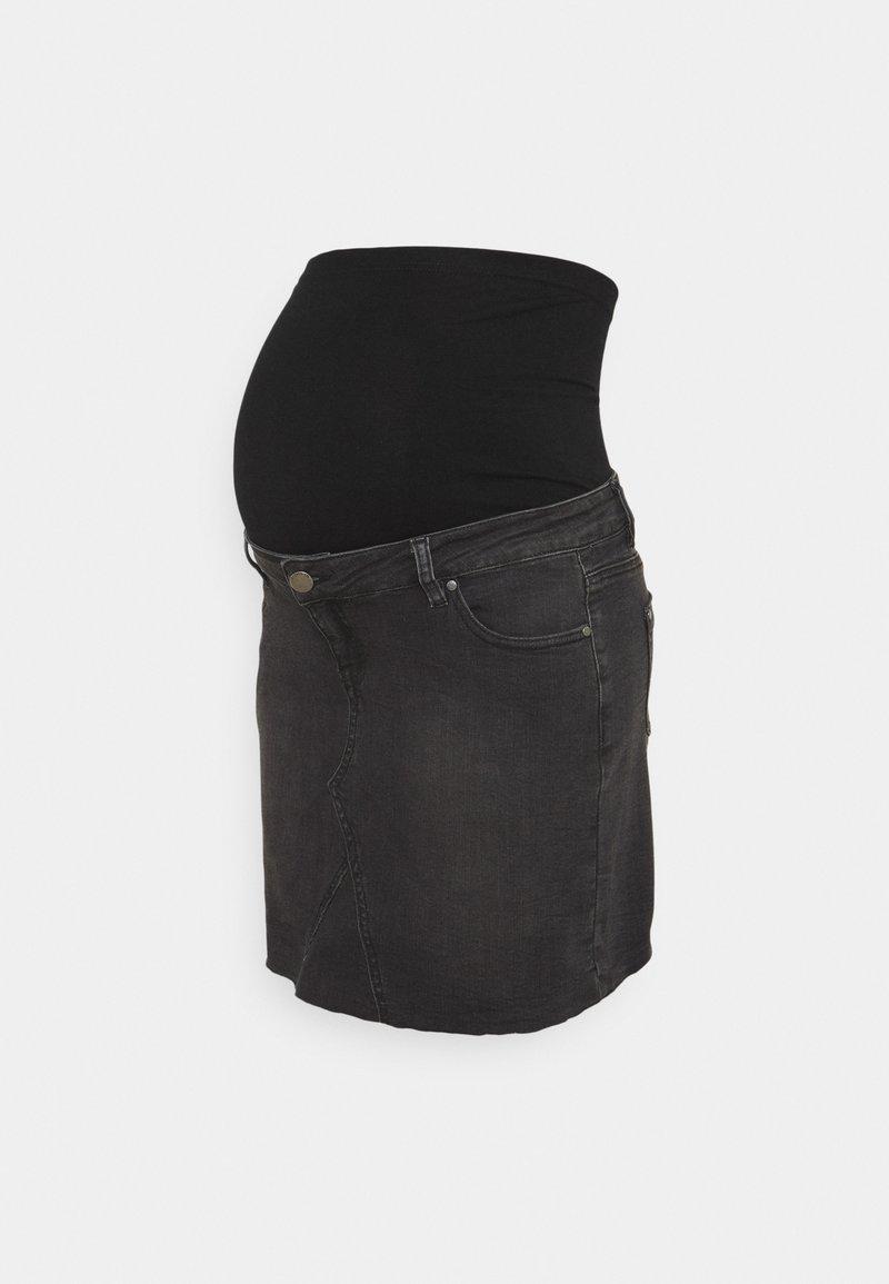 Forever Fit - Mini skirt - washed black