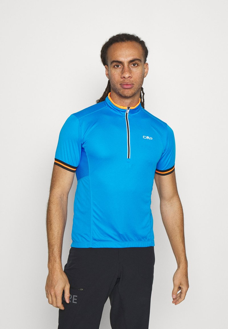 CMP - MAN BIKE - T-Shirt print - regata