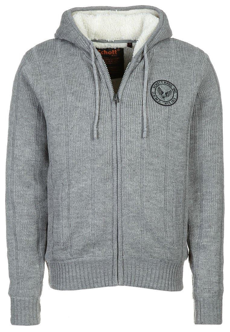 Schott - DUNLIN 2 - Light jacket - gris chine