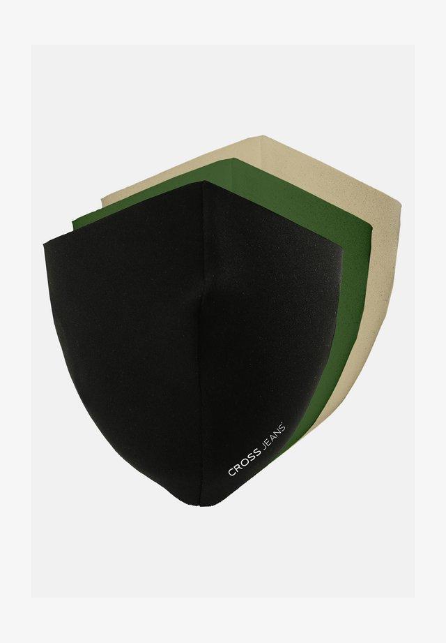 3 PACK - Community mask - bunt