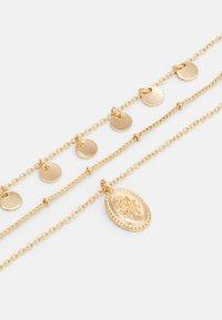 Pieces - PCBLAISE COMBI NECKLACE - Necklace - gold-coloured - 2