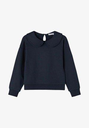 Sweatshirt - dark sapphire