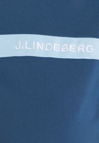 J.LINDEBERG - SEASONAL JANICE MID LAYER - Zip-up hoodie - midnight blue - 2