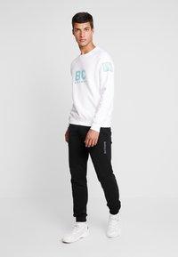Best Company - CREW NECK RAGLAN - Sweater - bianco - 1