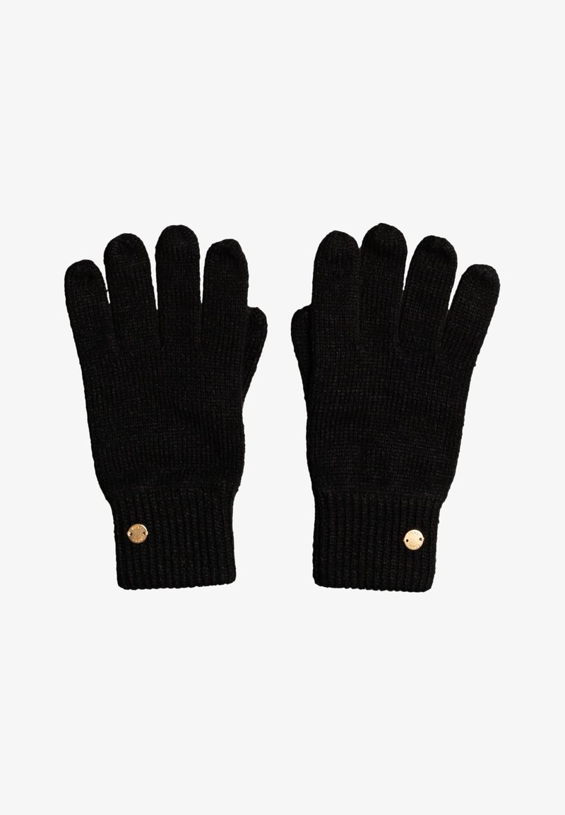 Roxy - WANT THIS MORE - Gloves - anthracite