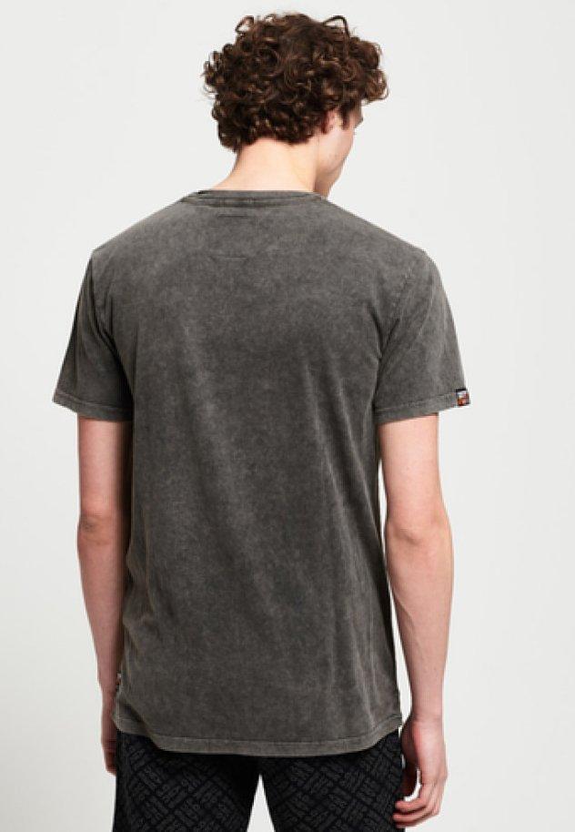 Men KASTENFÖRMIGES SUPERDRY SURPLUS GOODS T-SHIRT FÜR HERREN. - Print T-shirt