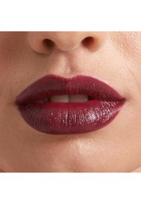 Nyx Professional Makeup - SHOUT LOUD SATIN LIPSTICK - Lippenstift - into the night - 4
