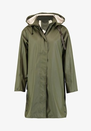 TRUE RAINCOAT - Parkas - army