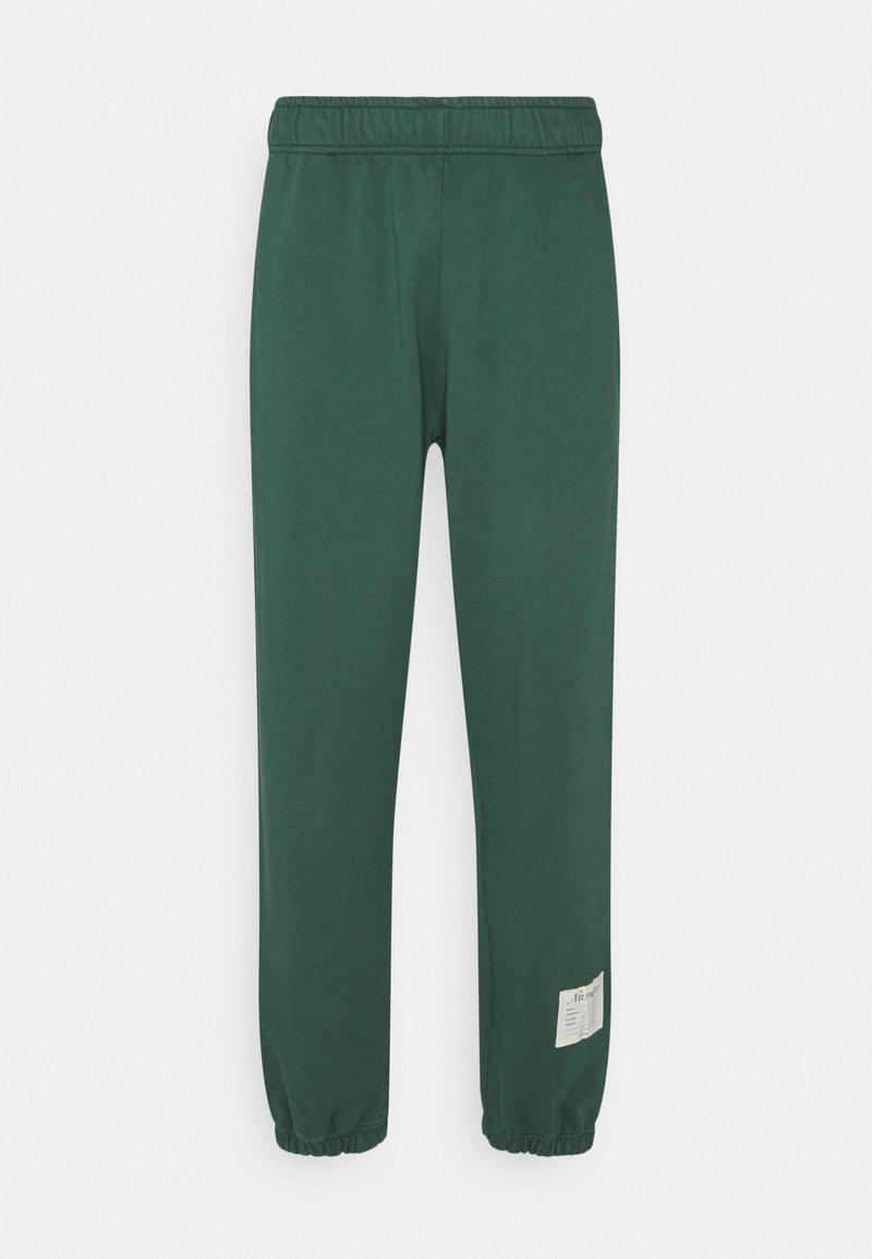 Jaded London - NEUTRALS CUFFED UNISEX green - Pantalon de survêtement - navy