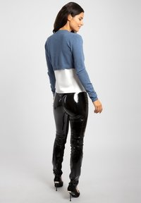 Apart - Cardigan - jeans blue - 2