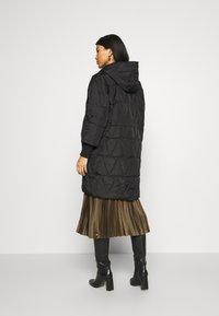 Masai - THYRA - Down coat - black - 2