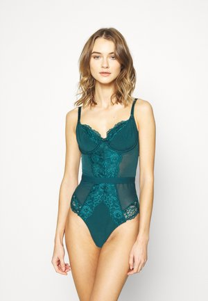 OPULENCE UNDERWIRED - Body - green