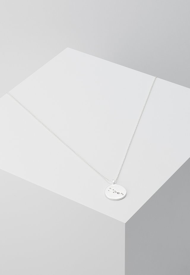 TAURUS - Necklace - silver-coloured