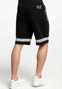Emporio Armani - Shorts - black - 2