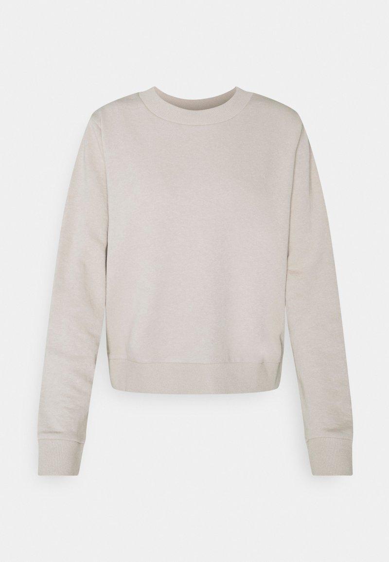 JDY - JDYDESTINY LIFE  - Sweatshirt - simply taupe