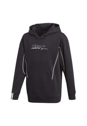 R.Y.V. HOODIE - Jersey con capucha - black