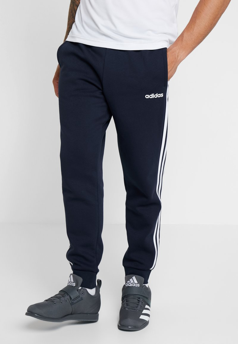 adidas Performance - Tracksuit bottoms - legend ink/white