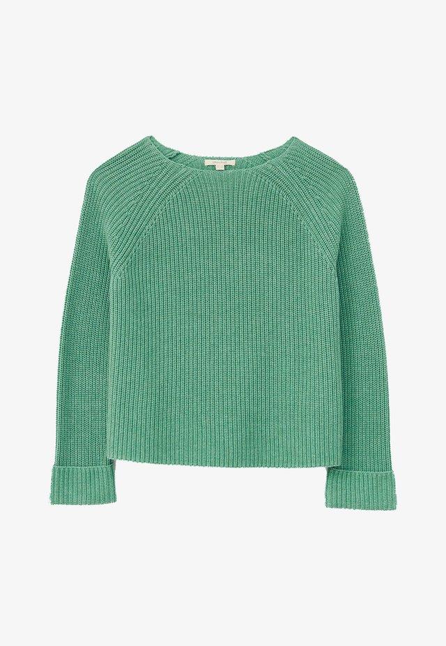 Pullover - grün