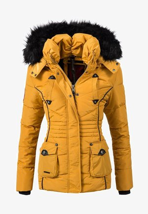 VANILLA - Winter jacket - yellow