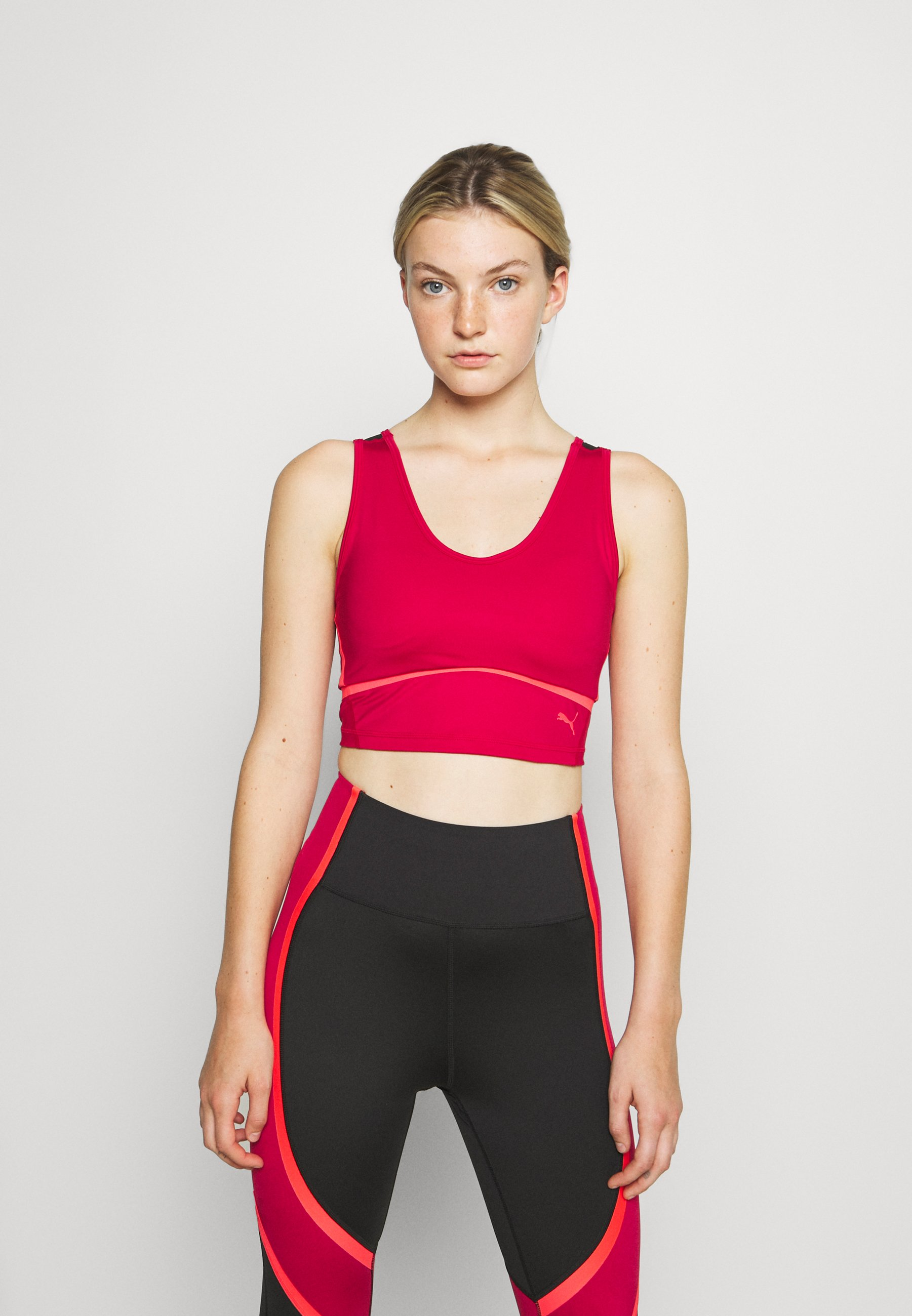 Donna TRAIN EVERSCULPT FITTED TANK - Top