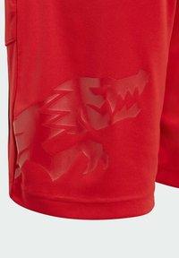 adidas Performance - ADIDAS X LEGO® NINJAGO® KAI SET - Shorts - red - 7