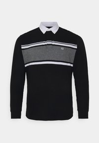 HOVE RUGBY - Polo shirt - black