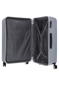 Stratic - PILLAR - Wheeled suitcase - silver - 4