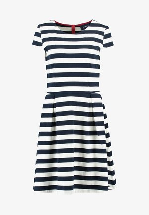 ANNBRITT - Denní šaty - white