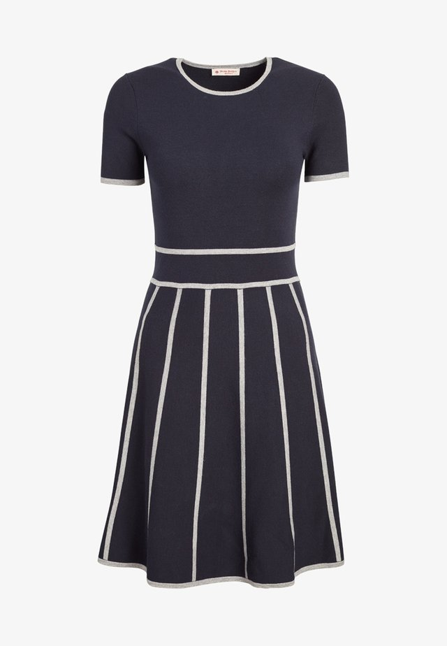 MILANO - Jumper dress - navy