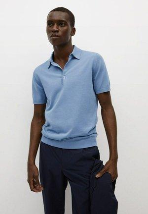 Polo shirt - bleu ciel