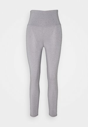 ACTIVE HIGHWAIST CORE - Tights - mid grey marle