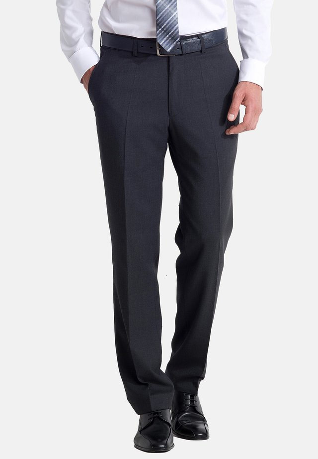 STYLE 26 - Suit trousers - anthrazit