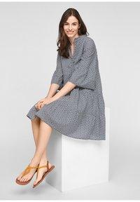 s.Oliver - Day dress - blue - 5