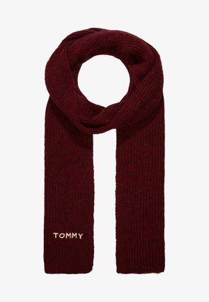 EFFORTLESS SCARF - Scarf - red