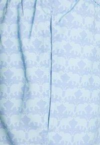 Love Brand - STANIEL SWIM - Uimashortsit - blue - 2