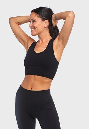 KAIA ONE BLOCK - Sports bra - black