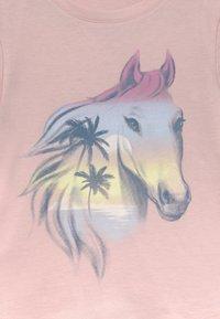 GAP - GIRLS - T-shirts print - misty rose - 2