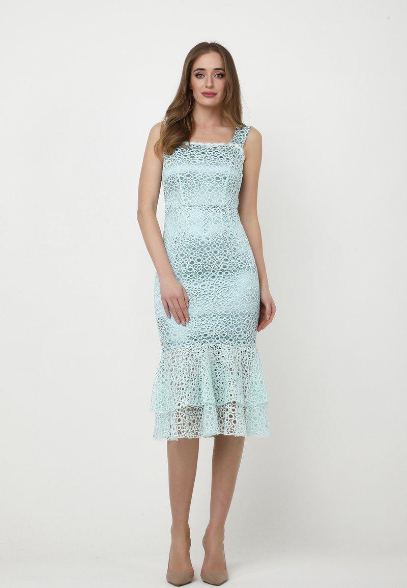 Madam-T - Cocktail dress / Party dress - hellgrün