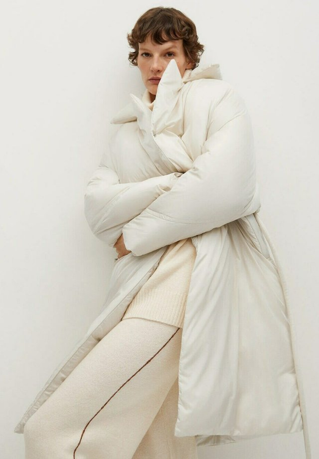 MANRAY - Winter coat - écru