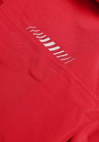 Next - FULLY - Waterproof jacket - red - 6