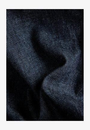 MOCK NECK - Long sleeved top - blue denim