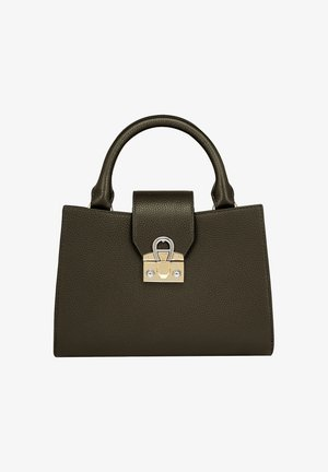 MINA  - Handbag - mud green